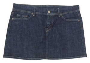Citizens of Humanity Mini Skirt Jean (Denim)