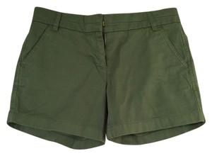 J.Crew Shorts Green Khaki