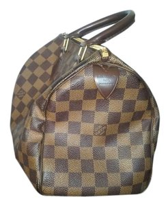 Louis Vuitton Satchel in Brown leather