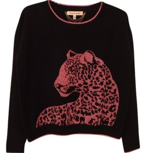 Juicy Couture Wool Glitter Embellished Sweater