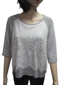 Xhilaration Lace Sweater
