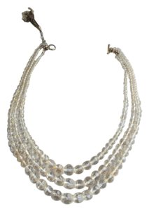 Banana Republic 3 Layer Beaded Necklace