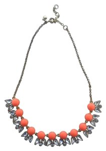 J.Crew J.Crew Statement Necklace, Peach