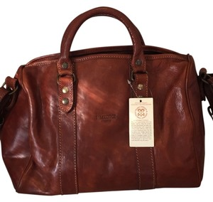 I Medici firenze Satchel in Congac