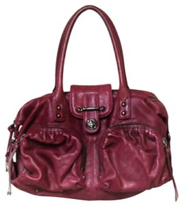 Botkier Satchel in Burgundy