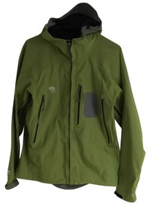 Mountain Hardwear Green Jacket