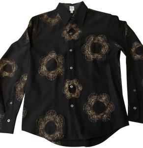 Craig Taylor Button Down Shirt Brown