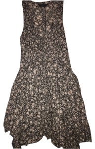 AllSaints short dress Floral on Tradesy