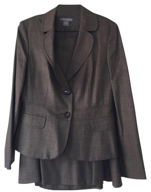 Item - Brown All Season Skirt Suit Size 10 (M)