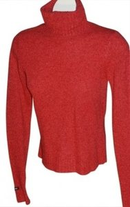 Abercrombie & Fitch & Lambswool Turtleneck Size S Sweater