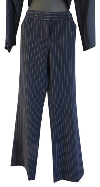 Item - Blue with Stripe Pants Size 6 (S, 28)