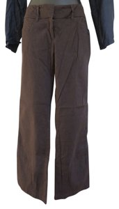 The Limited Flare Pants Brown