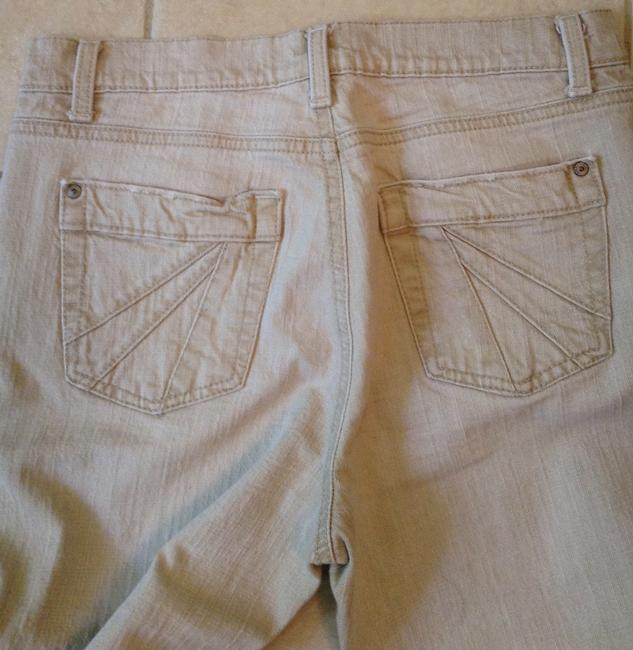 Jean star Capris Light tan