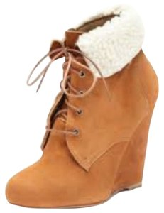 Candela Tan Boots