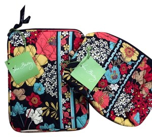 Vera Bradley E-Reader Sleeve & Medium Cosmetic