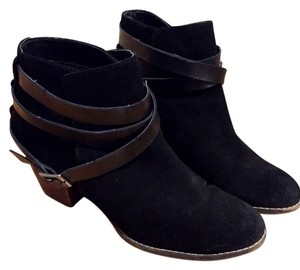 H by Hudson black Boots