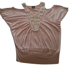 Rue 21 T Shirt Light Pink