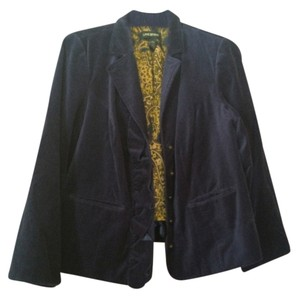 Lane Bryant Blue Blazer