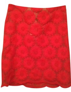 Simone Rocha Skirt Red