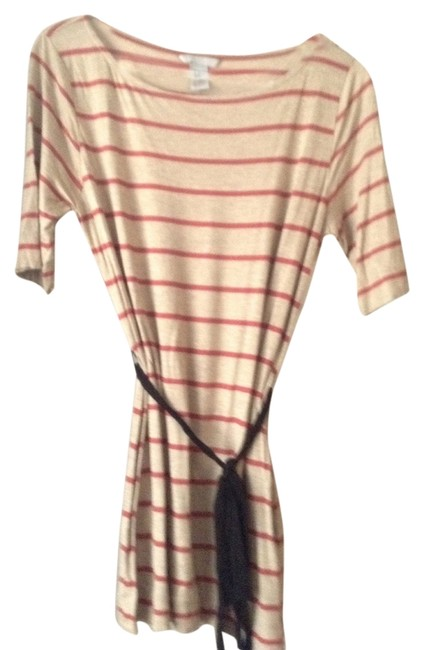 H&M Top Tan striped