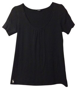 Ralph Lauren Top Soft Black