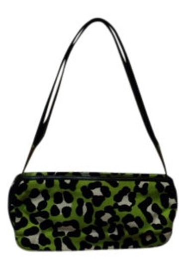 Preload https://item1.tradesy.com/images/bottega-veneta-purse-hand-cheetah-animal-print-rare-gucci-louis-vuitton-chanel-green-black-leather-c-11450-0-0.jpg?width=440&height=440