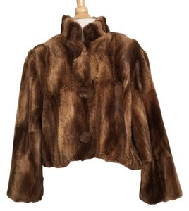 Wendy Hil Fur Coat