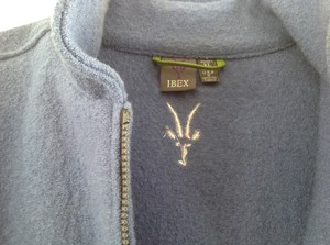 Ibex Blue Jacket