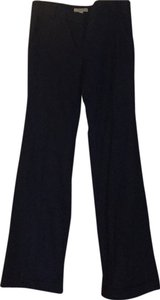 Burberry London Wide Leg Pants Navy