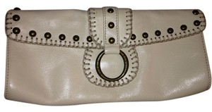 BCBGirls white Clutch