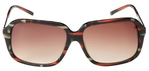 3.1 Phillip Lim Brand New Ramona Multi Tortoise Rectangle Frame Sunglasses