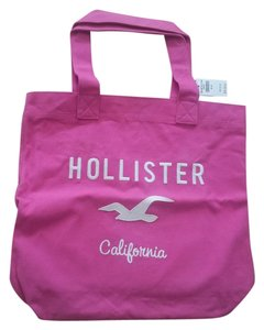 Hollister Summer Tote in Pink