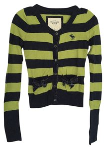 Abercrombie & Fitch Striped Cardigan