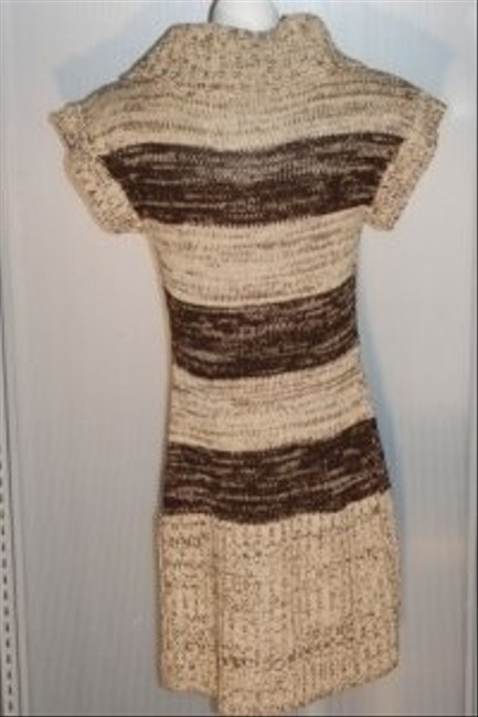 Other short dress Saywhat Cowl Neck Sweater Nwot Size M on Tradesy