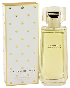 Carolina Herrera CAROLINA HERRERA by CAROLINA HERRERA EDT Spray ~ 3.4 oz / 100 ml