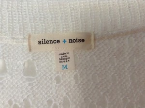 Silence + Noise Sweater