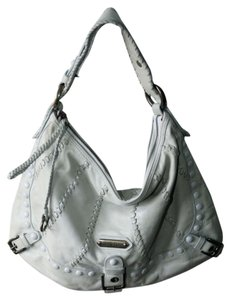 Isabella Fiore Hobo Studded Shoulder Bag