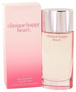 Clinique CLINIQUE HAPPY HEART by CLINIQUE Perfume Spray ~ 3.4 oz / 100 ml
