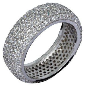 Other Brand new cubic zirconia microplated gold plated band