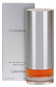 Calvin Klein CONTRADICTION by CALVIN KLEIN Eau de Parfum Spray ~ 3.4 oz / 100 ml