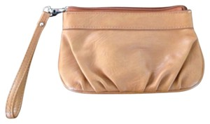 New York & Company Wristlet in Tan