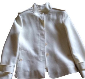 Talbots Ivory Or Cream Jacket