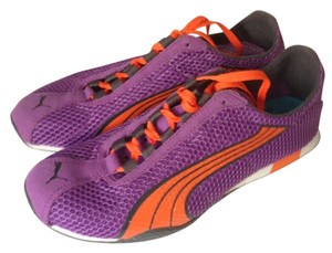 Puma Purple/Orange Athletic