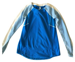 Lululemon Lululemon Blue Long Sleeved Top
