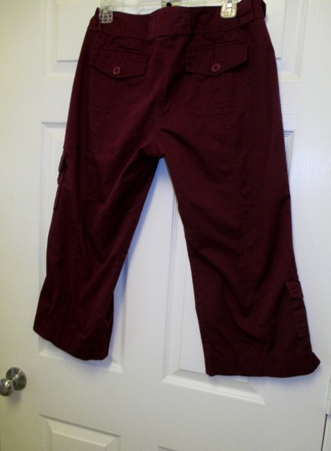 The Limited Cargo Size 12 Never Worn Excellent Condition Capris Red