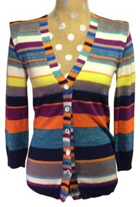 Marc by Marc Jacobs Striped Sweater Cardigan