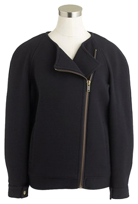 J.Crew Double-cloth Motorcycle Classic Motorcycle Jacket