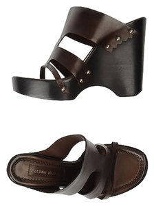 CoSTUME NATIONAL Brown (Cioccolato) Sandals