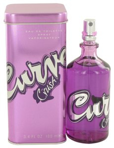 Liz Claiborne CURVE CRUSH by LIZ CLAIBORNE Eau de Toilette Spray 3.4 oz / 100 ml