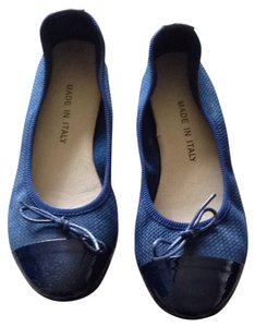 Other Navy Blue Flats